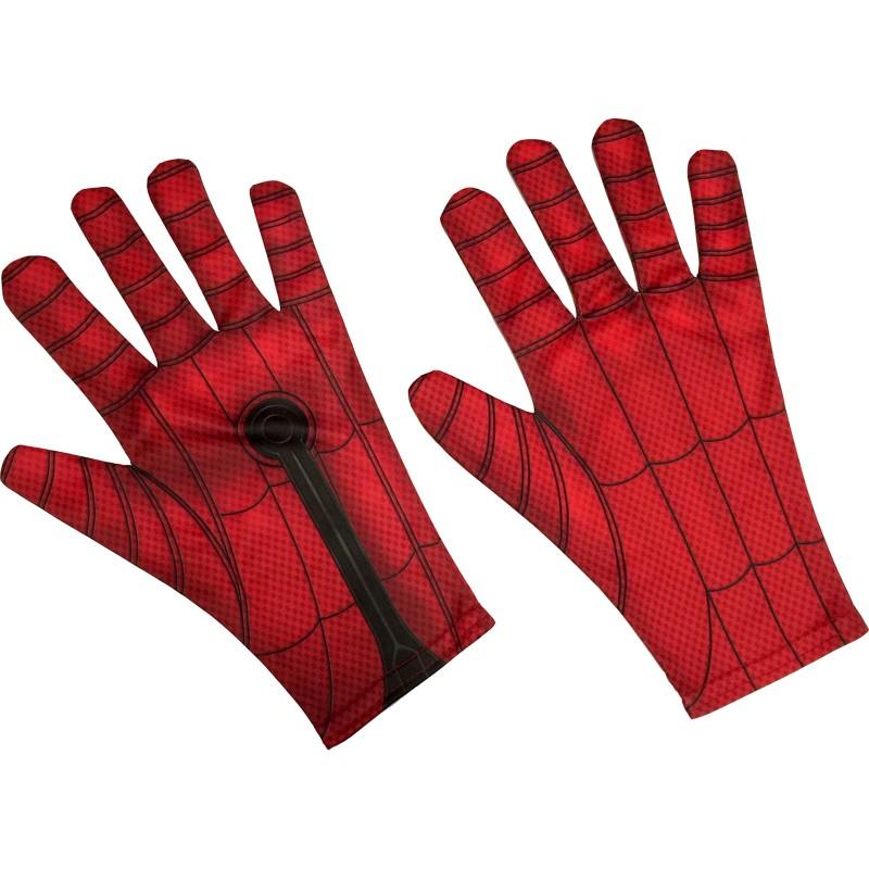 スパイダーマン ホームカミング コスプレ 仮装 グッズ 手袋 グローブ 大人 MARVEL アメコミ ヒーロー