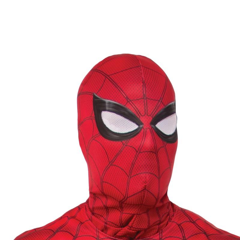 スパイダーマン ホームカミング コスプレ 仮装 グッズ マスク 被り物 大人 MARVEL アメコミ ヒーロー