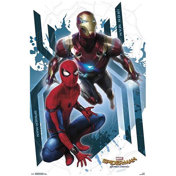 通常便なら送料無料 スパイダーマンホームカミングのポスター スパイダーマン ホームカミング アイアンマン 海外 ポスター 35%OFF 卸直営
