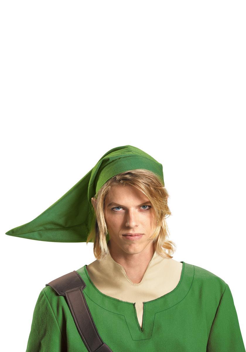 ゼルダの伝説 リンク コスプレ 仮装 衣装 帽子 大人 ゲーム キャラクター テレビゲーム