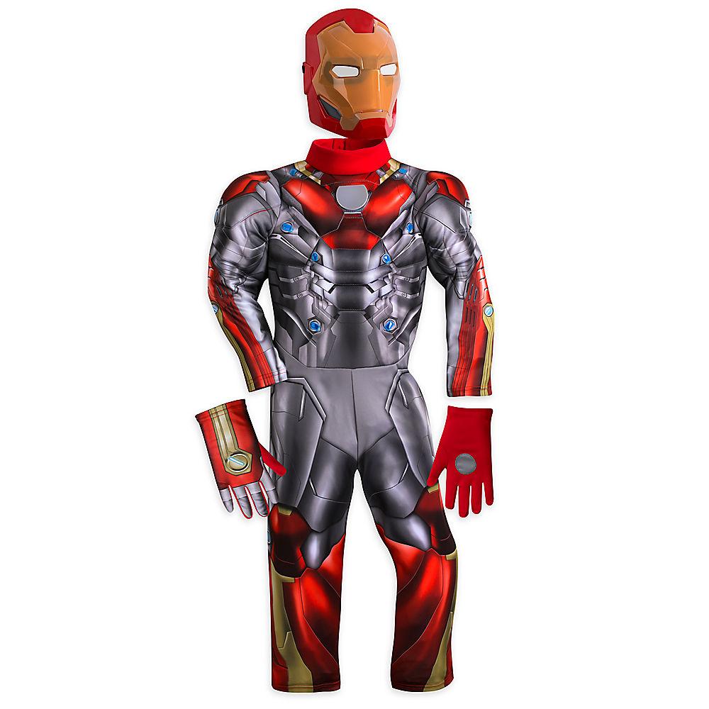 ハロウィン Marvel マーベル アイアンマン Iron Man コスチューム スパイダーマン ホームカミング 男の子 なりきり コスプレ 仮装 アベンジャーズ キャラクター グッズ