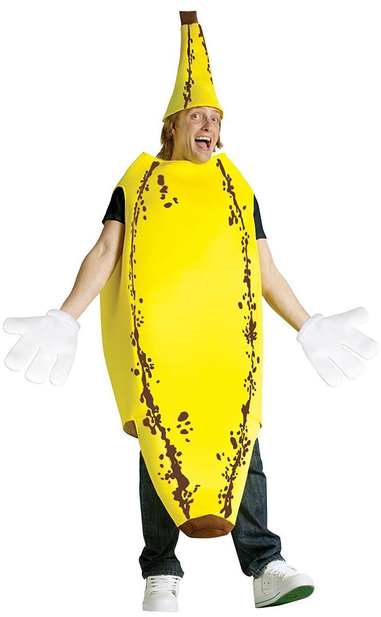 バナナ コスチューム 大人 食べ物 フルーツ 果物 コスプレ 仮装