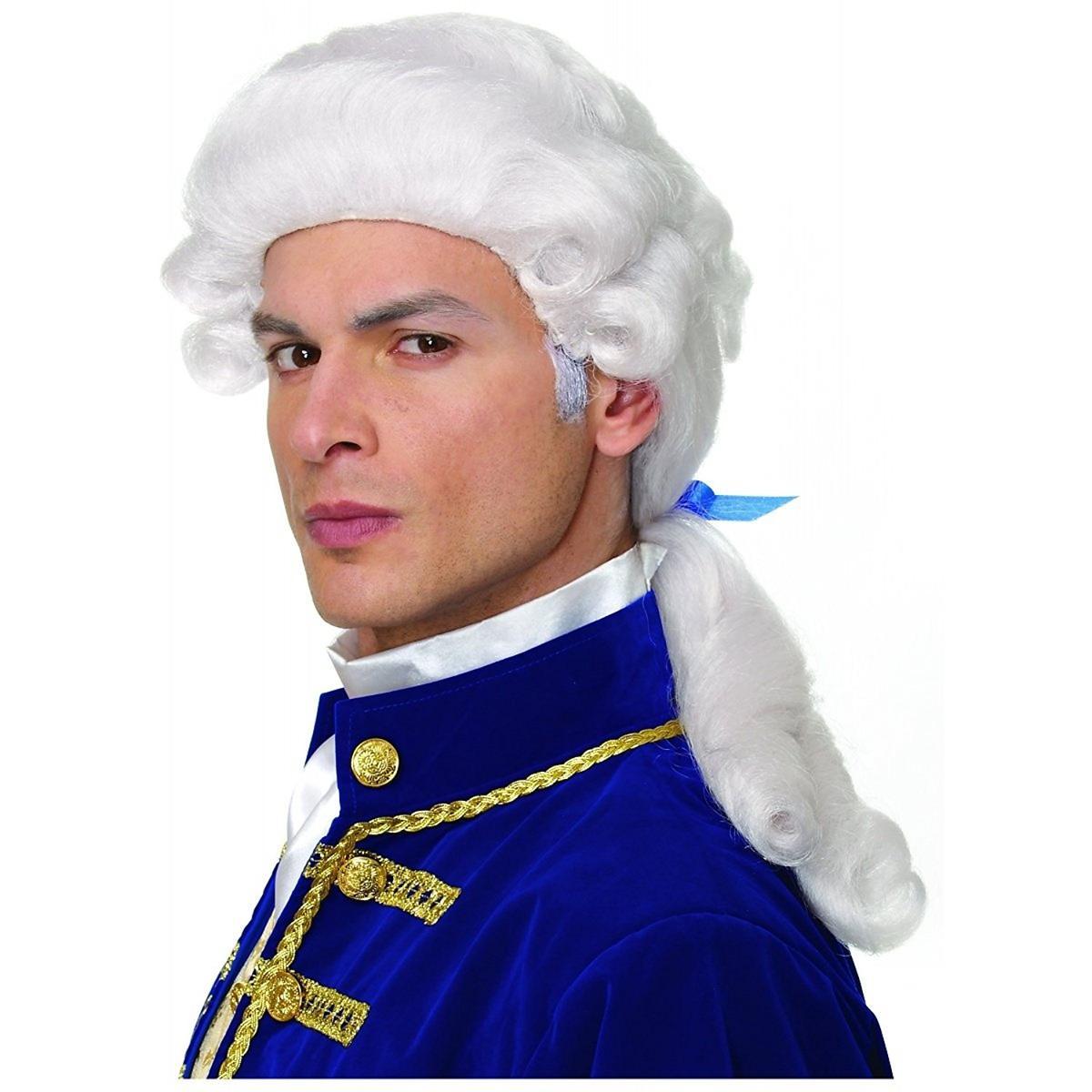 ジョージ・ワシントン コスプレ 仮装 かつら ウィッグ 大人 アメリカ 大統領