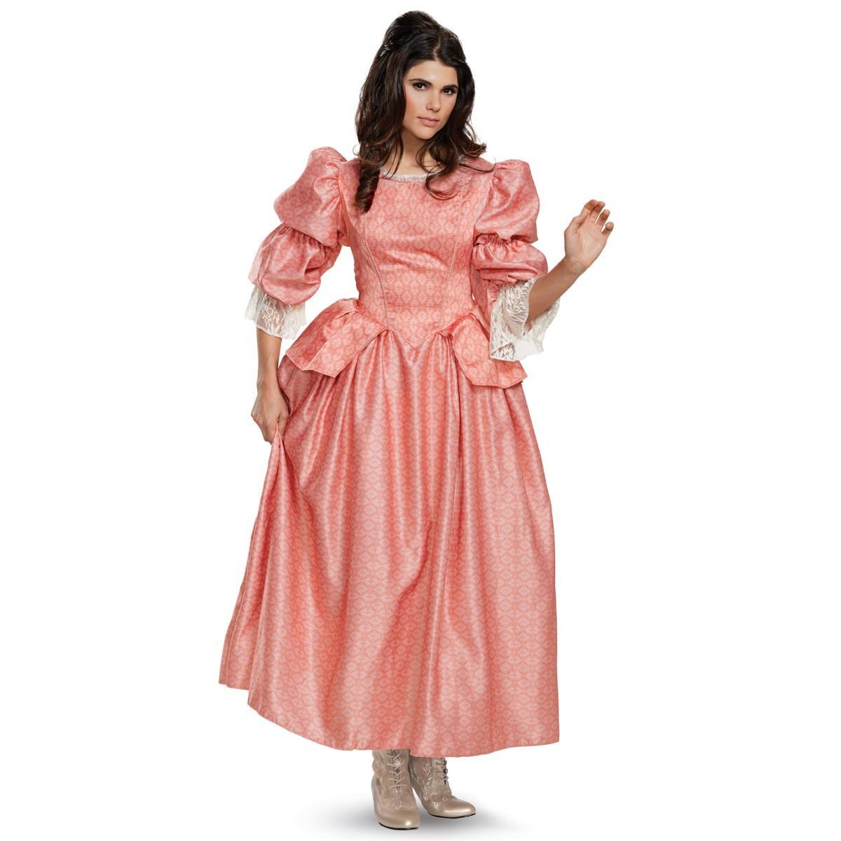 パイレーツ・オブ・カリビアン 最後の海賊 コスプレ カリーナ・スミス コスチューム ドレス 衣装 大人 レディース 仮装