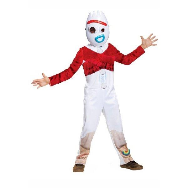 トイストーリー フォーキー 子ども用 クラシックコスチュームセット 衣装 ハロウィン 仮装 コスプレ イベント キッズ
