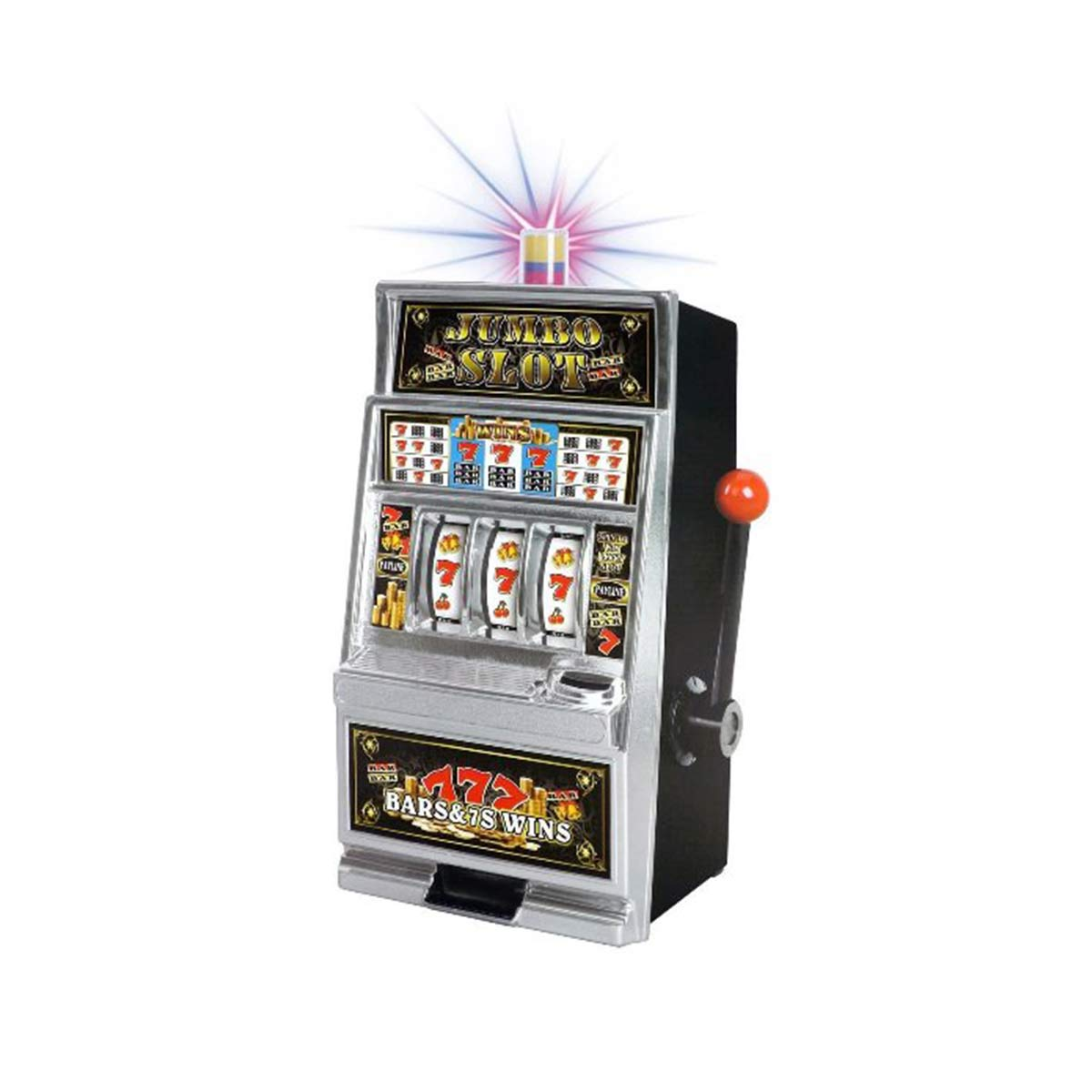 スロットマシン カジノ おもちゃ ジャンボスロット