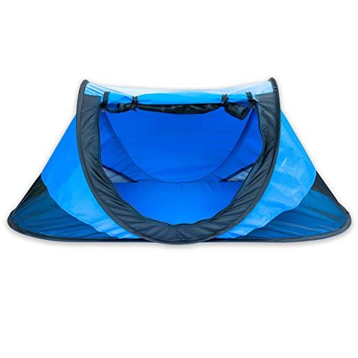 ベビー 日よけ テント 赤ちゃん お出かけ 旅行 折りたたみ ポップアップ 簡単 便利