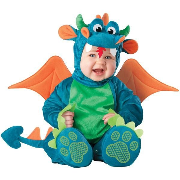 辰 龍 辰年ベビー服・衣装ドラゴン(辰 龍)コスプレ衣装 コスチューム ハロウィン 赤ちゃん用
