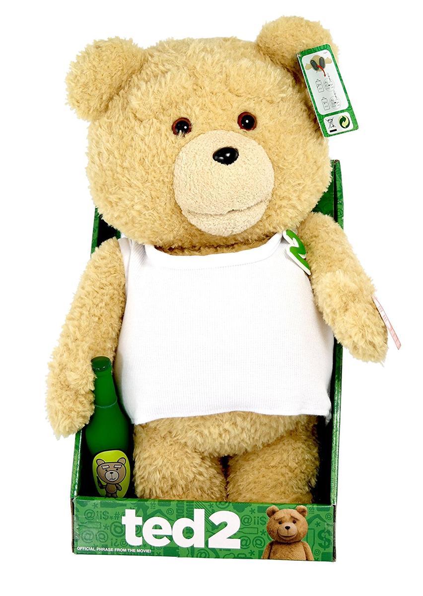TED ぬいぐるみ TED グッズ TED2 テッド 41cm(16inch) タンクトップを着たTED R指定版