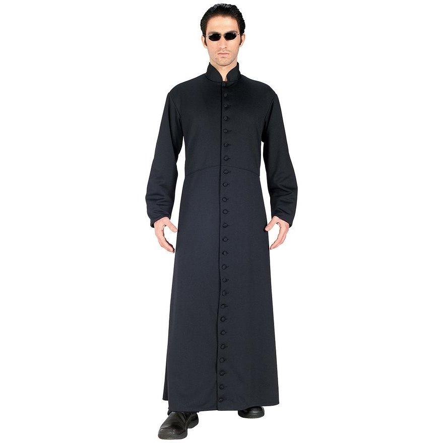 マトリックス コスプレ コスチューム 衣装 高品質版 ネオ コート NEO ロングコート デラックス 海外 映画 MATRIX 仮装 大人