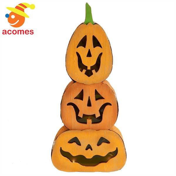 飾り かぼちゃ パンプキン 装飾 デコレーション ジャック オ ランタン