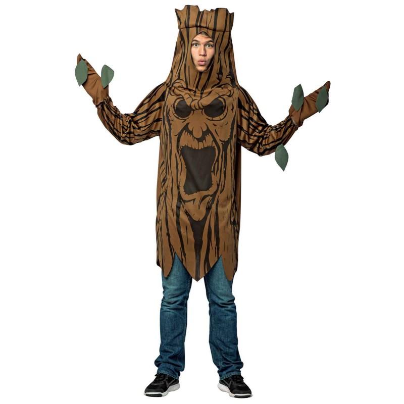 怖い 木 コスチューム 大人 おもしろコスプレ 植物 仮装 ハロウィン