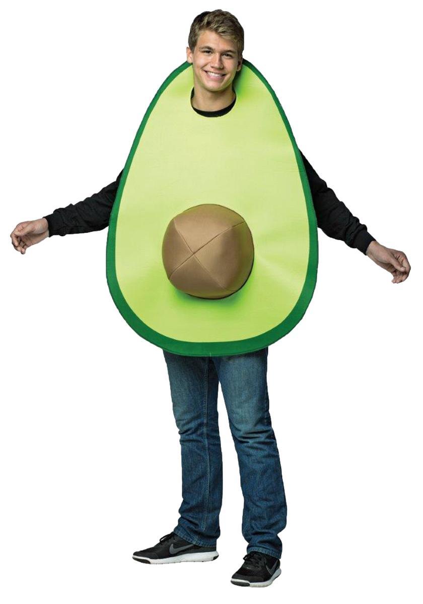 おもしろコスプレ アボカド コスチューム 大人 食べ物 野菜 仮装