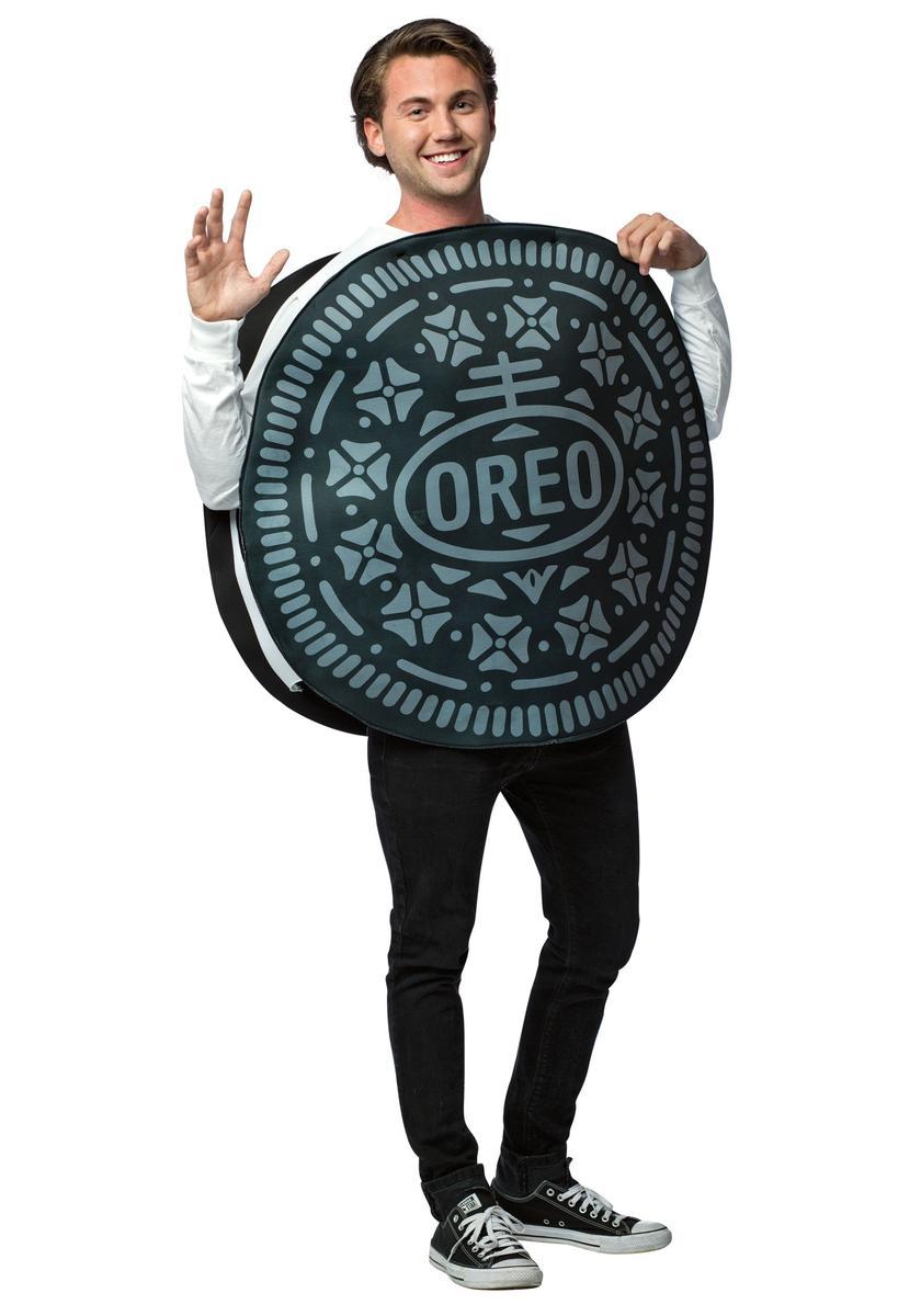 おもしろコスプレ オレオ コスチューム 大人 食べ物 お菓子 仮装