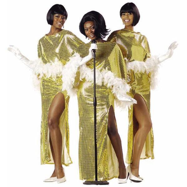 モータウン ディスコ コスチューム 金 ゴールド 大人 レディース 70年代 60年代 コスプレ 仮装
