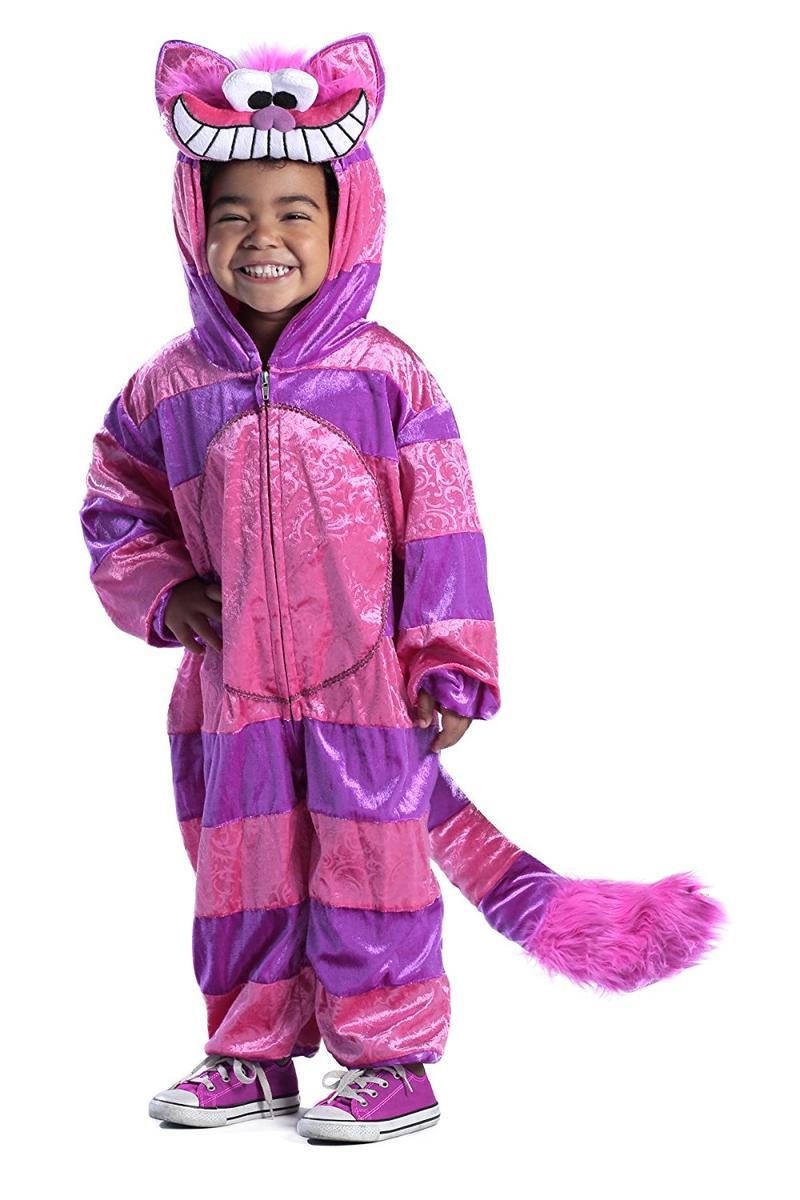 ディズニー コスチューム 子供 チェシャ猫 着ぐるみ 幼児 ふしぎの国のアリス コスプレ 仮装