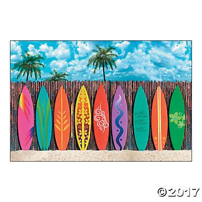 背景 サーフボード 壁紙 大きい ポスター 南国 ビーチ イベント パーティー