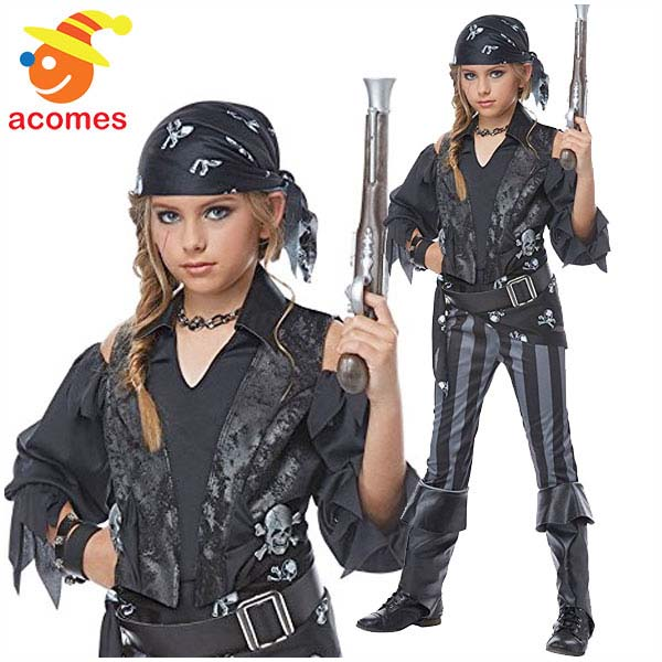 海賊 パイレーツ コスプレ 子供 コスチューム ハロウィン 衣装 イベント 仮装 パーティー