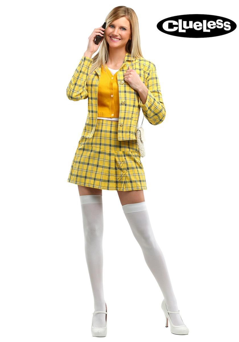 クルーレス コスプレ シェール コスチューム 大人 女性 90年代 映画 衣装 仮装 レディース 大きいサイズ