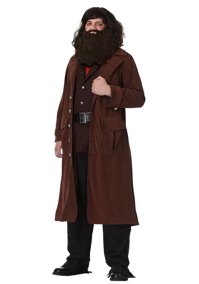 ハリーポッター コスプレ ハグリッド コスチューム 衣装 大人 衣装 USJ 大きいサイズ ハロウィン 仮装 ハロウィン 男性 メンズ 大きいサイズ, 3R boutique:b609447e --- officewill.xsrv.jp