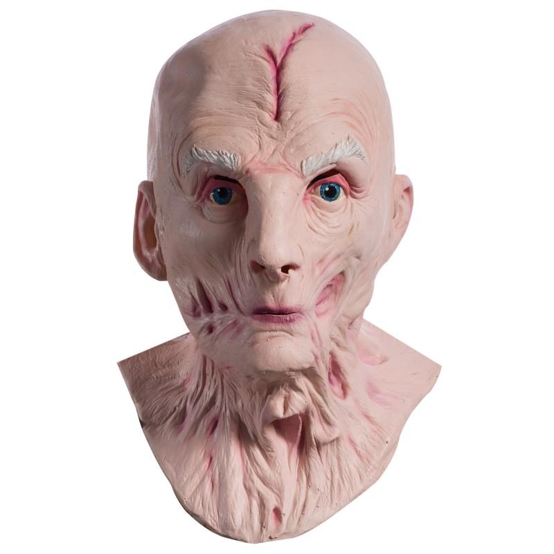 スターウォーズ 最後のジェダイ スノーク ルービーズ オーバーヘッド マスク 最高指導者 ハロウィン コスプレ イベント 仮装 パーティー