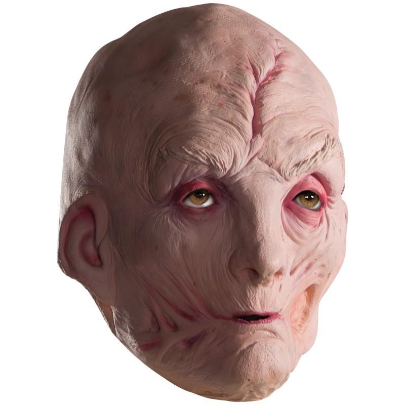スターウォーズ 最後のジェダイ スノーク ルービーズ 3/4 マスク 大人 ハロウィン コスプレ イベント 仮装 パーティー 最高指導者スノーク