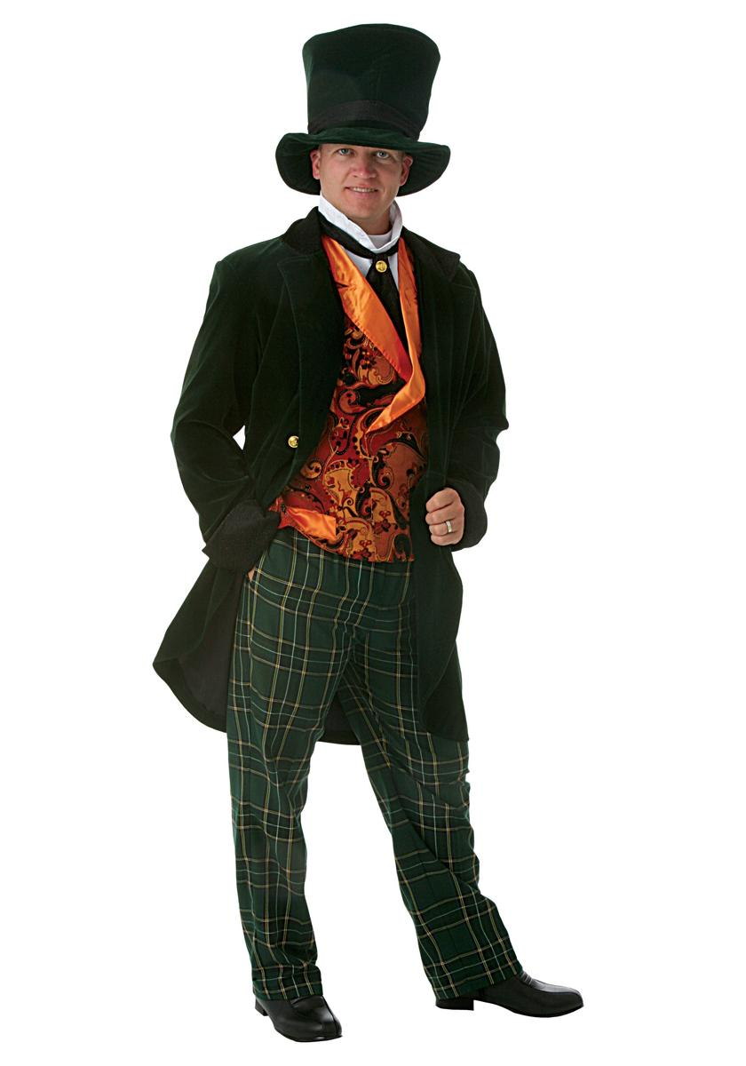 マッドハッター コスプレ 大人 コスチューム ハロウィン 衣装 イベント 仮装 パーティー 帽子屋