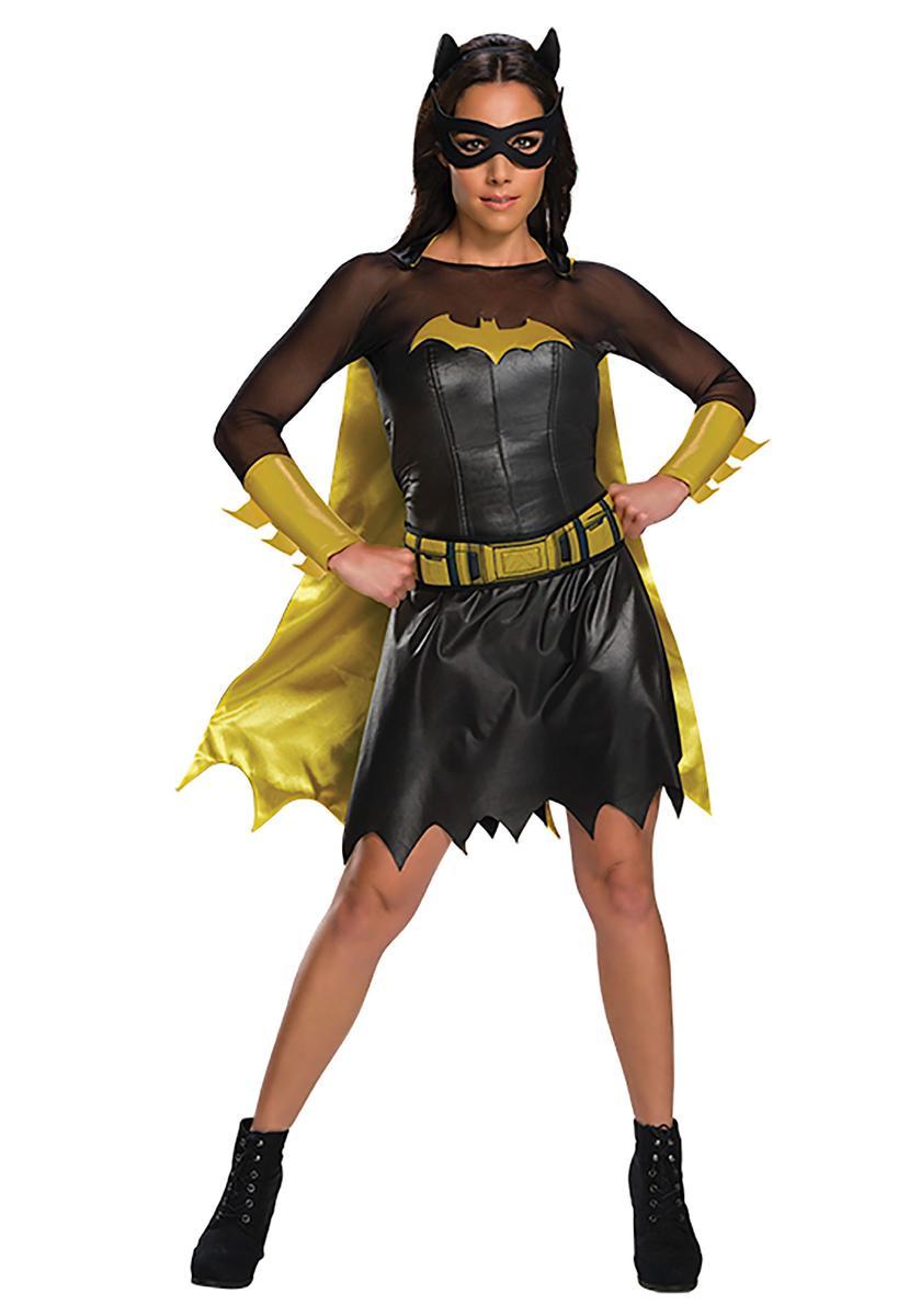 バット ガール コスプレ 大人 レディース コスチューム ハロウィン 衣装 イベント 仮装 パーティー DC アメコミ