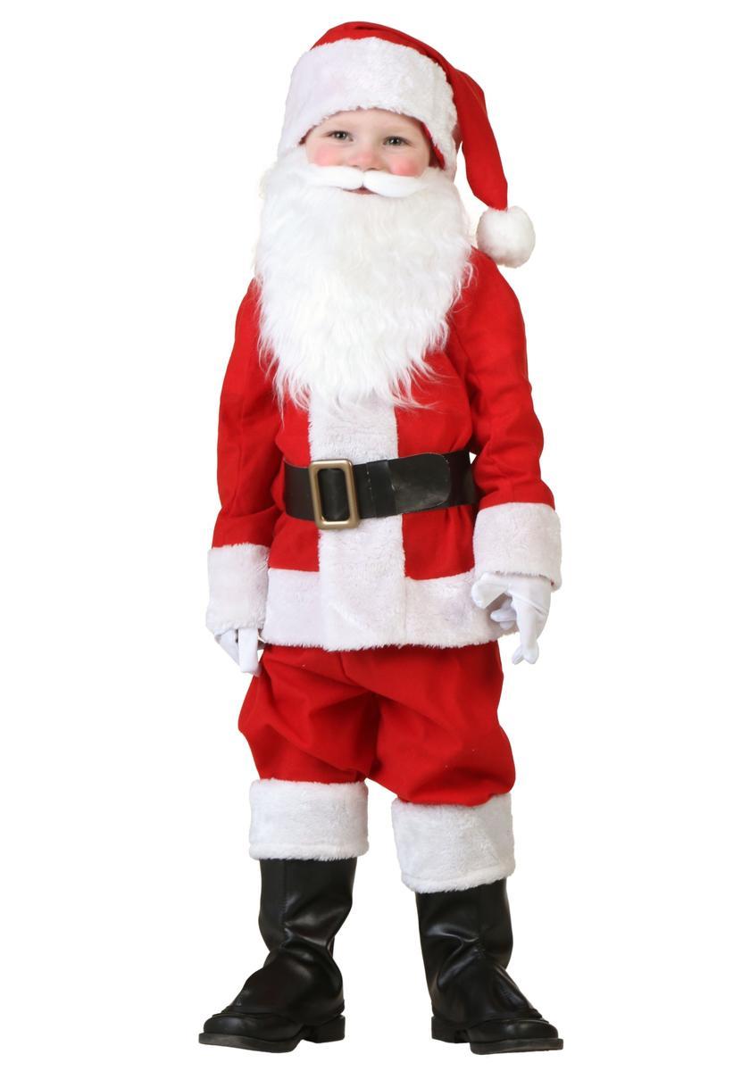 サンタクロース コスチューム 子供 赤ちゃん 幼児 ベビー コスプレ 衣装 クリスマス 仮装 海外