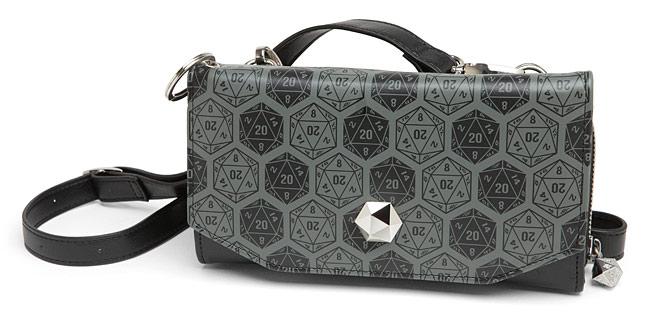 コンバーチブル 財布 ウォレット バッグ d20 クリスマス プレゼント 誕生日 ギフト 贈り物 さいふ
