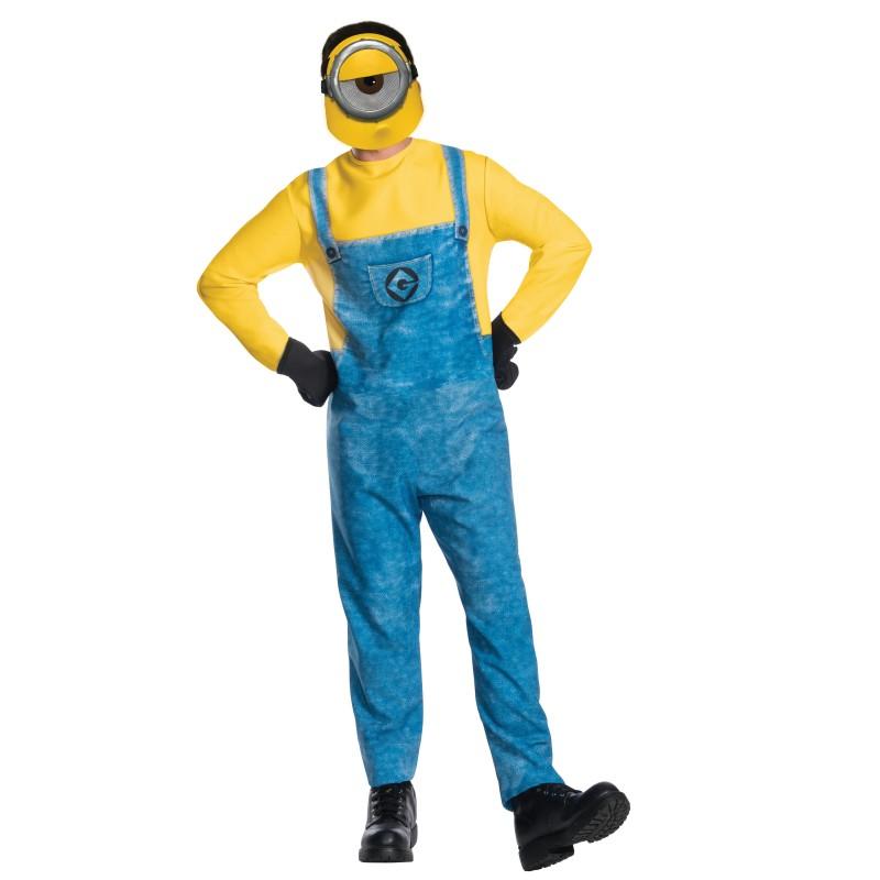 ミニオン コスプレ コスチューム メル 大人 怪盗グルーのミニオン大脱走 グッズ ハロウィン 仮装