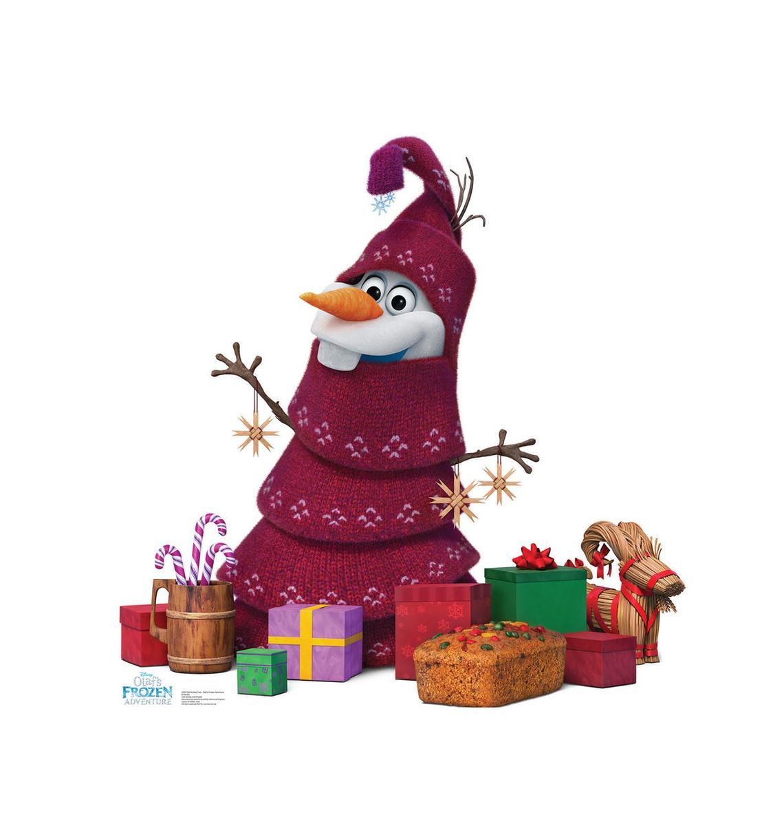 オラフ 等身大パネル アナと雪の女王 家族の思い出 グッズ インテリア 部屋 デコレーション 飾り 装飾