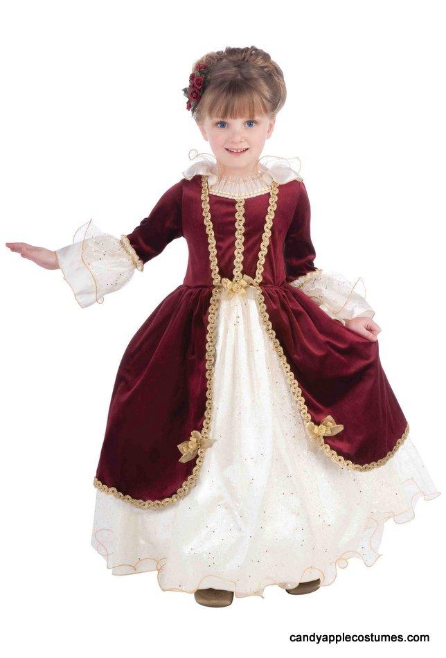 中世 ヨーロッパ 貴族 ドレス 衣装 ルネサンス コスプレ コスチューム 子供 女の子