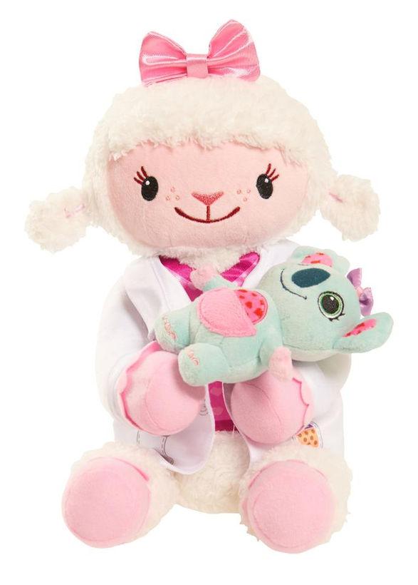 ドックはおもちゃドクター ラミー 歌う ぬいぐるみ 人形 ディズニー 子供 誕生日 クリスマス ギフト プレゼント