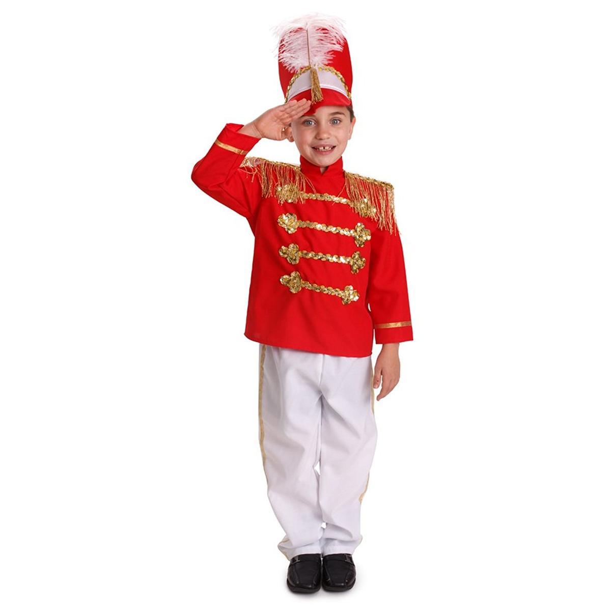 マーチングバンド 楽隊長 リーダー 衣装 コスチューム 子供 男の子