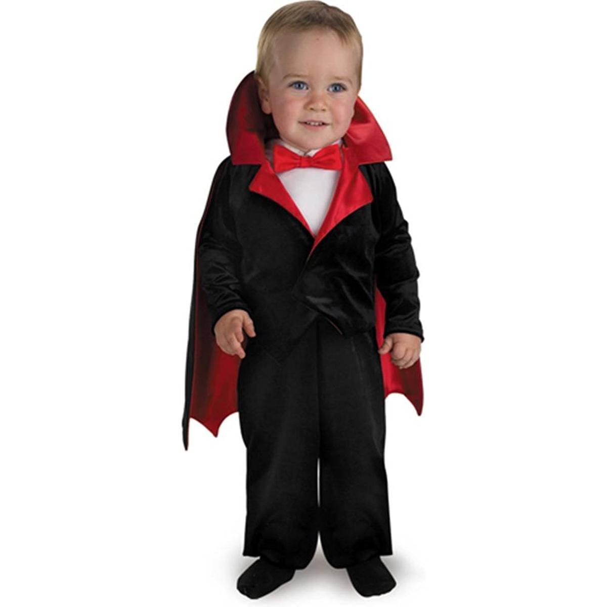 赤ちゃん コスチューム ドラキュラ 吸血鬼 ベビー コスプレ 衣装 仮装