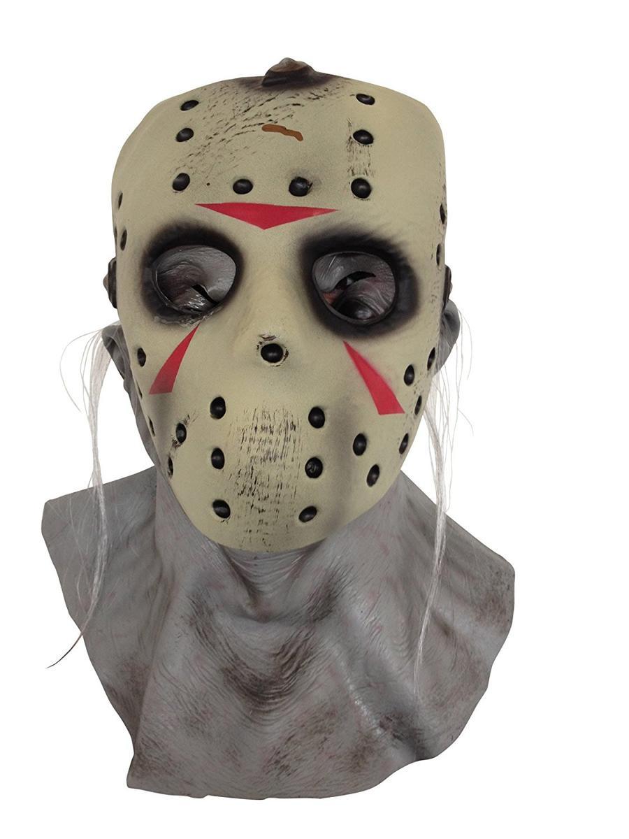 13日の金曜日 ジェイソン マスクコレクション コスプレ ホラー コスチューム ジェイソン マスク 仮面 13日の金曜日 ジェイソンのマスク