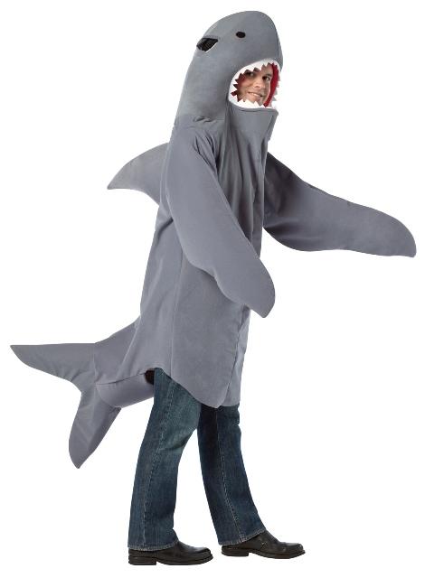 サメ ジョーズ おもしろコスプレ 動物 きぐるみ 目立つ 派手 仮装 大人