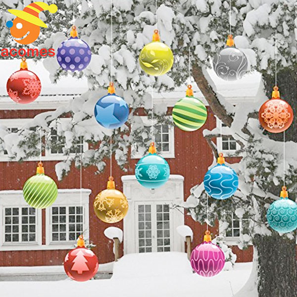 クリスマス 飾り フラット グローブ シェイプ デコレーション パーティー イベント 装飾