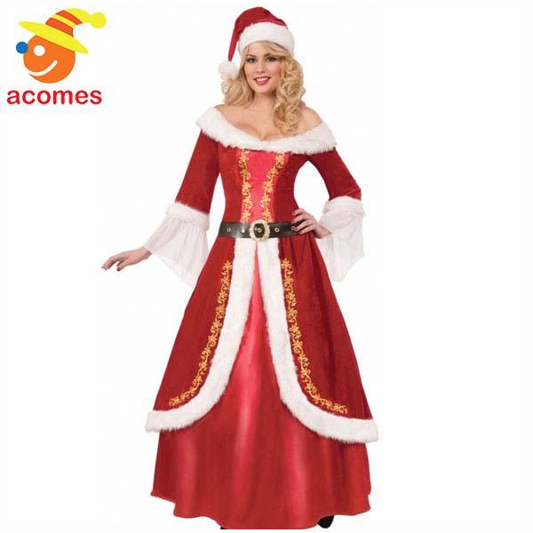 ミセス サンタクロース コスプレ 大人 衣装 クリスマス 仮装 イベント パーティー