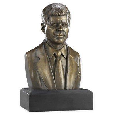 アート インテリア 飾り 彫刻 オブジェ 銅像 置物 ジョン F ケネディ ブロンズ アメリカ 政治家 大統領