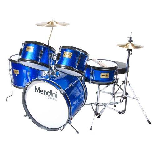 ドラムセット 子供用 子供用 青 身長76~152cm Mendini Mendini by 青 Cecilio, ヤシオシ:a73aad77 --- officewill.xsrv.jp