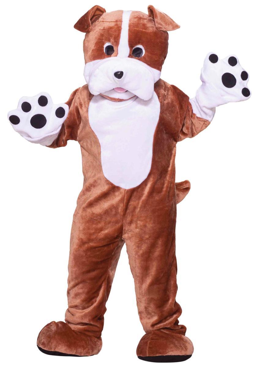 ブルドッグ マスコット 着ぐるみ コスチューム 大人 動物 犬 コスプレ 仮装