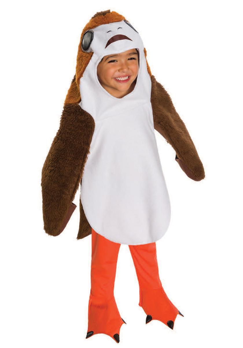 スターウォーズ 最後のジェダイ グッズ ポーグ ルービーズ コスチューム 子供 幼児 コスプレ 衣装 仮装