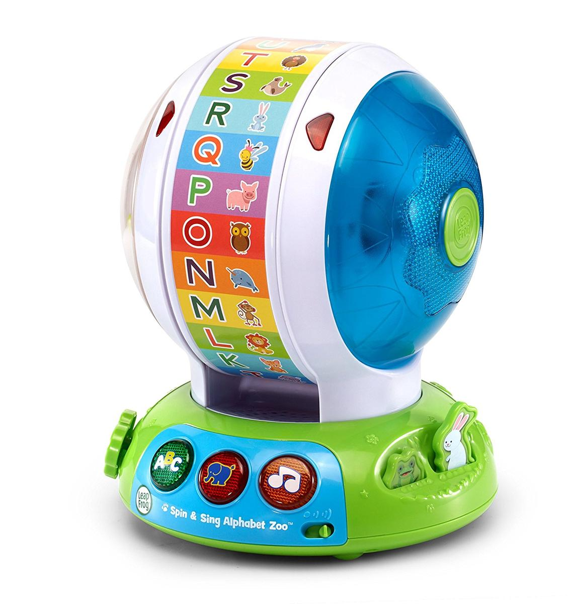 LeapFrog アルファベット 学習 おもちゃ アルファベット動物園 海外 子供 幼児 知育玩具