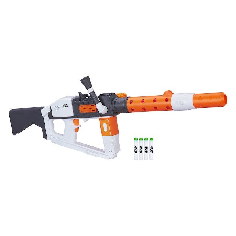NERF ナーフ グロ-ストライク スターウォーズ ファーストオーダー ストームトルーパー デラックス ブラスター 海外版 おもちゃ