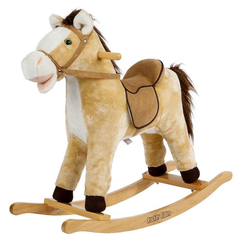 子供 乗馬 ウマ ぬいぐるみ 歌う 動物 おもちゃ