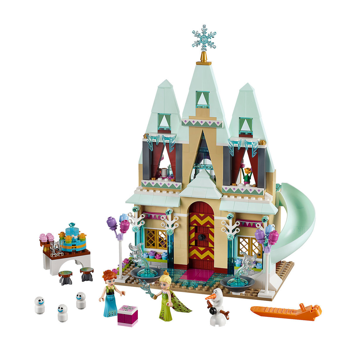 アナと雪の女王 グッズ LEGO レゴ 41068 海外版 おもちゃ