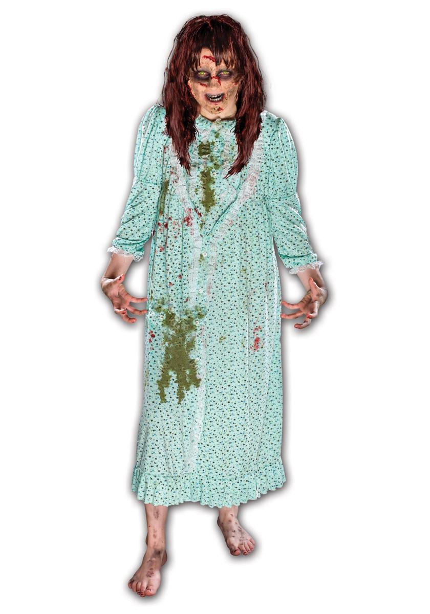 エクソシスト 少女 リーガン・マクニール コスチューム 大人 コスプレ 仮装 衣装 ハロウィン 恐怖 ホラー 映画 グッズ
