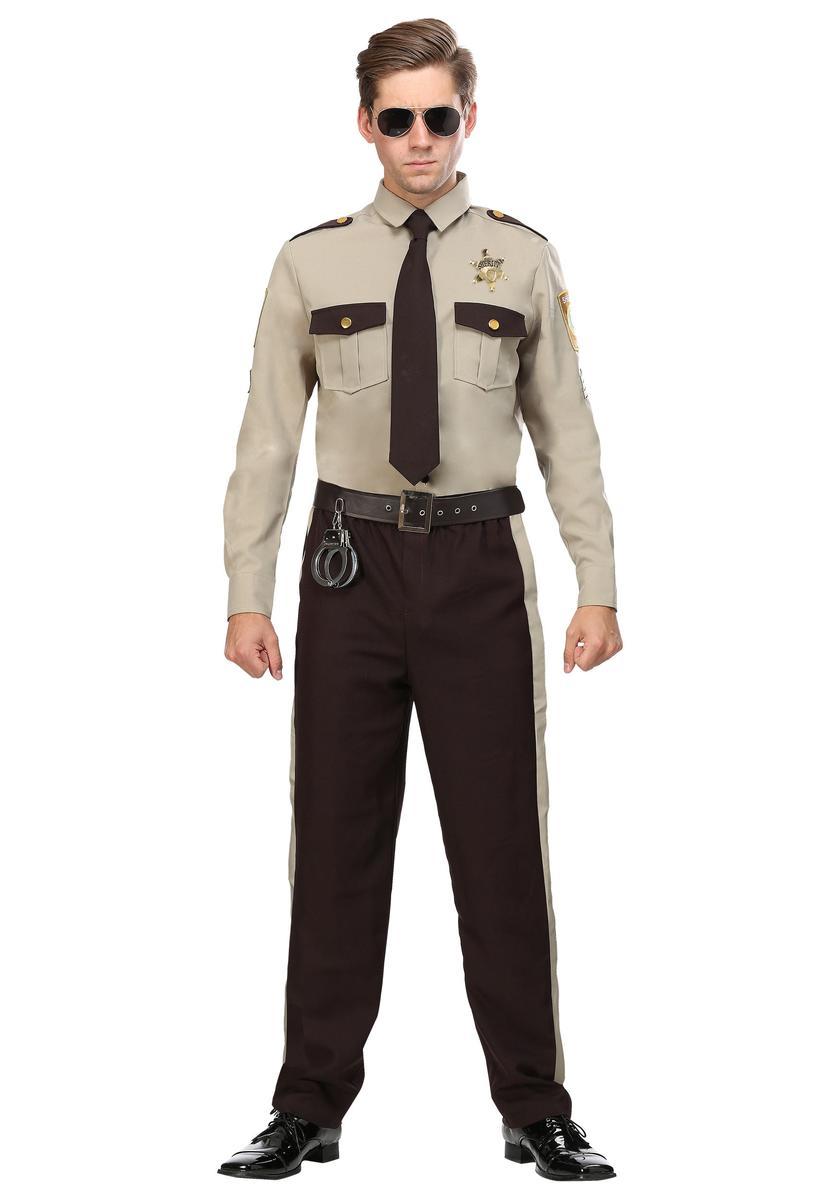ガキ使 アメリカンポリス 警察 警官 コスプレ コスチューム 大人 男性 メンズ 仮装 大きいサイズ